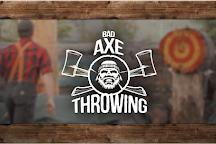 Bad Axe Throwing, Edmonton, Canada