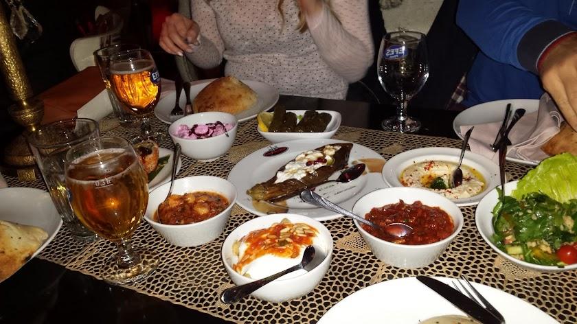 Al Jamal Restaurant Resim 4