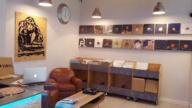 Vinyl shop - House Monkey Records