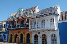 Barrio Getsemani, Cartagena, Colombia