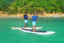Bright Paddle, Culebra, Puerto Rico