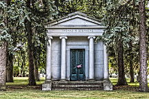 Woodlawn Cemetery, Detroit, United States