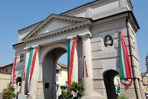 Porta Ombriano, Crema, Italy