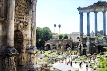 Roman Forum and Archaeological Museum, Assisi, Italy
