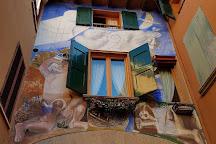 Murales di Dozza, Dozza, Italy