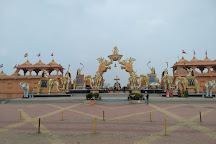 Swaminarayan Temple, Narmada, India