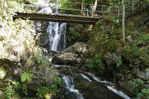 Todtnau Waterfalls, Todtnau, Germany