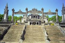 Tomb of Khai Dinh, Thua Thien - Hue Province, Vietnam