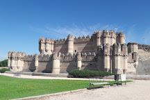 Castillo de Coca, Coca, Spain