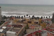 Playa El Bajondillo, Torremolinos, Spain
