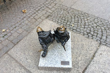 The Dietrich Bonhoeffer Memorial, Wroclaw, Poland