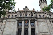 Edifici de Correus, Barcelona, Spain