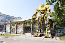 The Pier-2 Art Centre, Yancheng, Taiwan