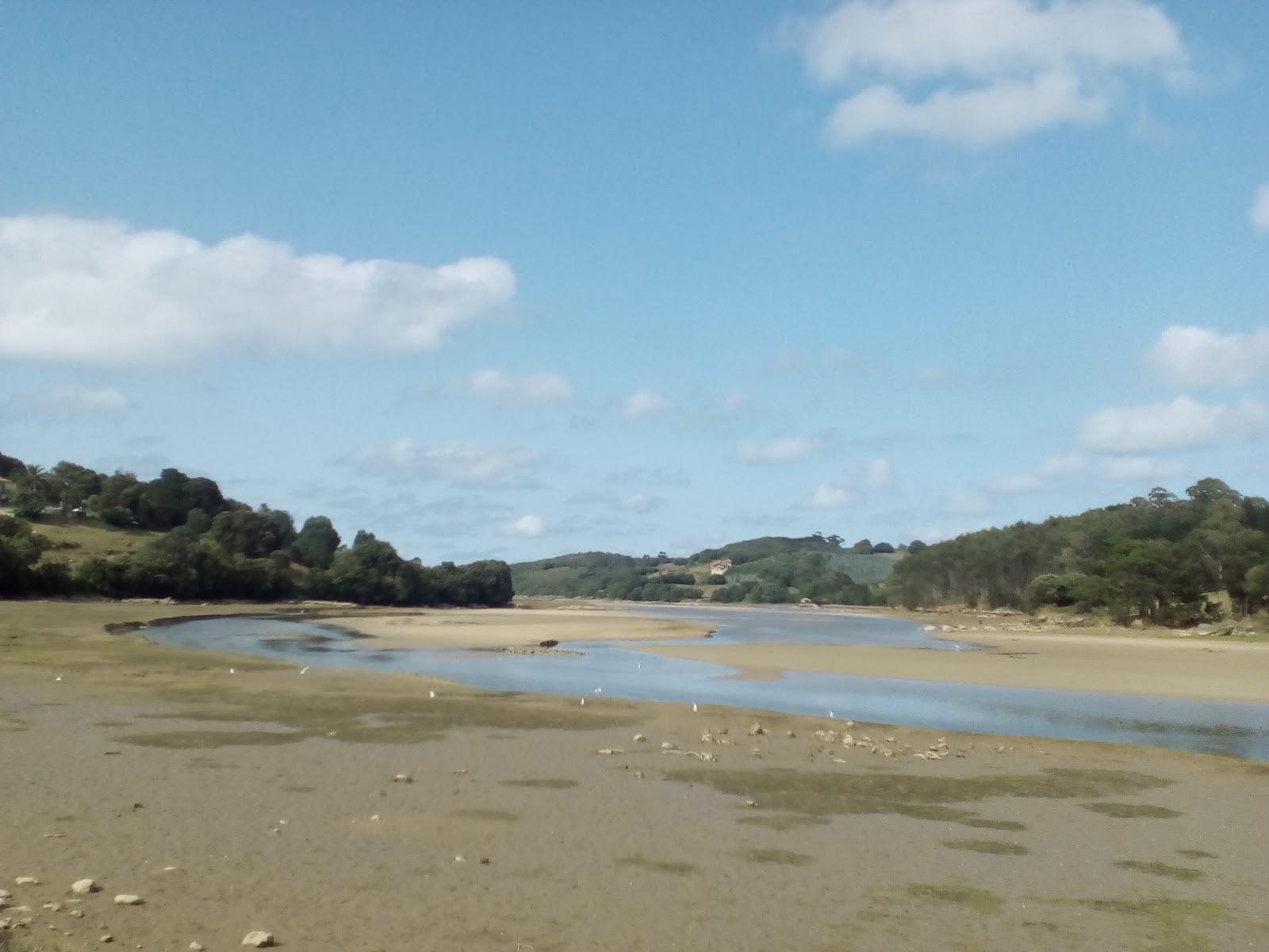 Desembocadura Ría Ajo