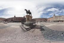 Felipe III Statue, Madrid, Spain