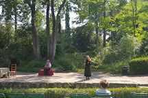 Theatre de verdure du Jardin Shakespeare, Paris, France