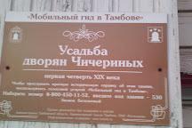 Dom-Muzey G. V. Chicherina, Tambov, Russia