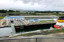 Observation Centre Canal Expansion, Colon, Panama