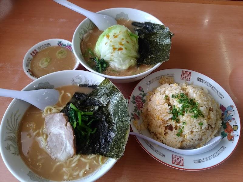 横浜ラーメン厨房 うえむらや 霧が丘店