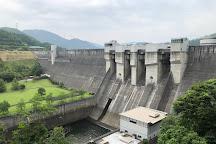 Hiyoshi Dam, Nantan, Japan