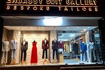 Embassy Suit Gallery Bangkok Tailor, Bangkok, Thailand