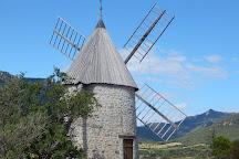 Moulin d'Omer, Cucugnan, France