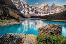 Valley of the Ten Peaks, Banff National Park, Canada