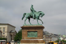 Equestrian Statue of Frederick VII, Copenhagen, Denmark