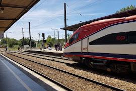 Железнодорожная станция  Coimbra B