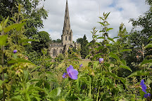 St Oswald's Parish Church, Ashbourne, United Kingdom