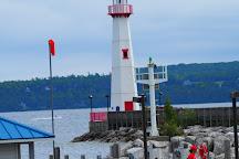 Wawatam Lighthouse, Saint Ignace, United States