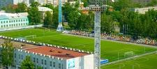 Нижний Новгород, Футбольный Клуб, проспект Бусыгина на фото Нижнего Новгорода