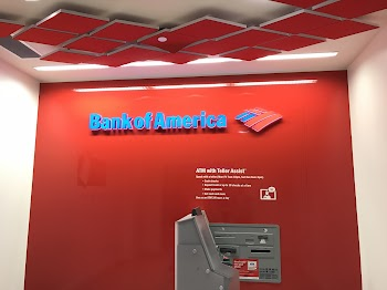 Bank of America ATM Payday Loans Picture