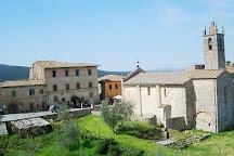 Chiesa di Santa Maria Assunta, Monteriggioni, Italy