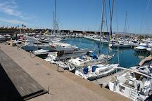 Marina de las Salinas, San Pedro del Pinatar, Spain
