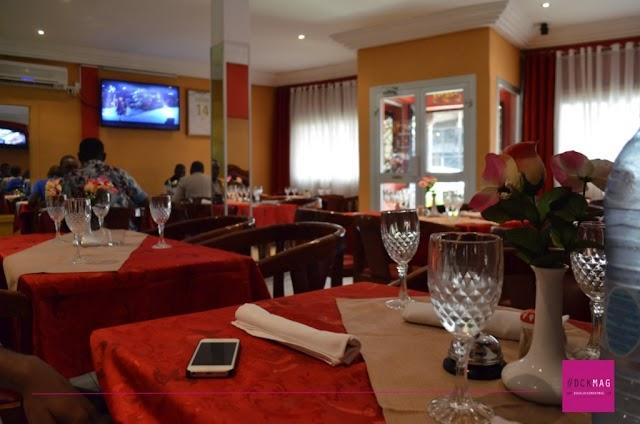 Restaurant le Fouquet