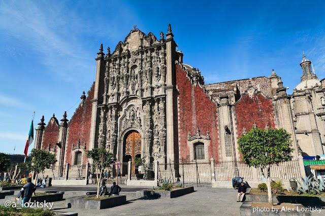Cuiad of Mexico