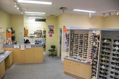 David J Atkinson Optometrist