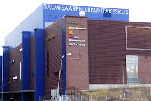 Salmisaaren liikuntakeskus, Helsinki, Finland