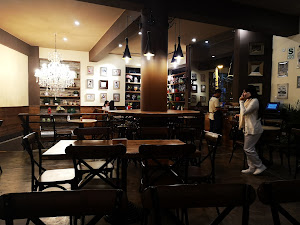 Pancho Fierro Café Ica 6