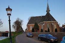 Old Church, Spaarndam, The Netherlands