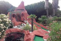 Tahiti Mini golf barcares, Le Barcares, France