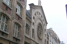 Synagogue Buffault, Paris, France