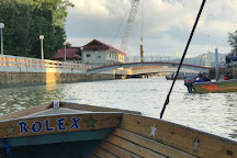 Brunei River, Bandar Seri Begawan, Brunei Darussalam