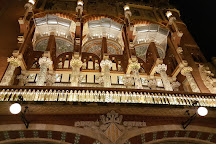 Palace of Catalan Music, Barcelona, Spain