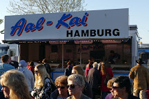 Hamburger Fischmarkt, Hamburg, Germany
