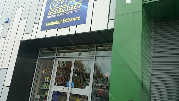 Euro Car Parts Oldham Manchester Address Phone Opening Hours