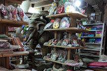 Peacock Shop, Bhaktapur, Nepal