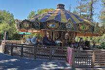 Happy Hollow Park and Zoo, San Jose, United States