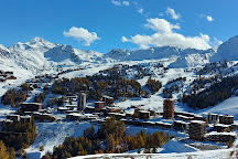 La Plagne Ski Resort, Macot-la-Plagne, France